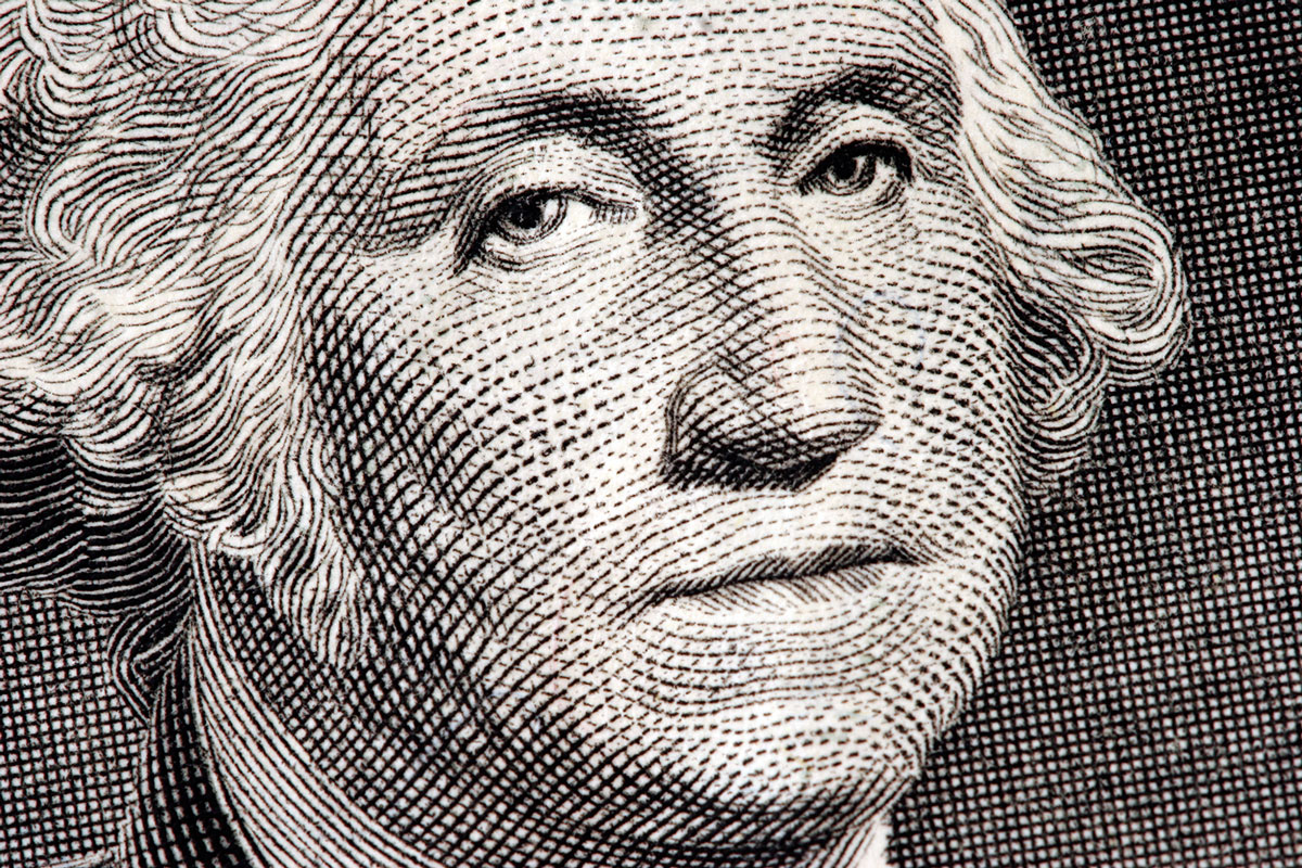 Ask Your Shreveport Or Bossier City Dentist: Did George Washington Wear Wooden Teeth?